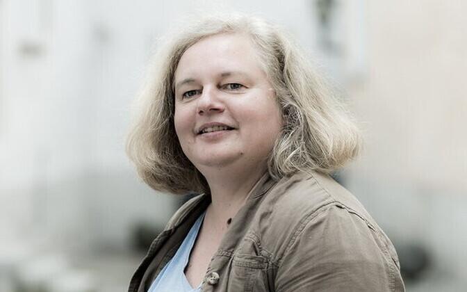 Eesti ajaloomuuseumi teadusdirektor ja näituse