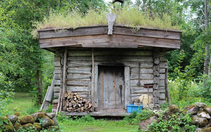 Туристические хутора Вырумаа сдают в аренду свои бани. Иллюстративная фотография.
