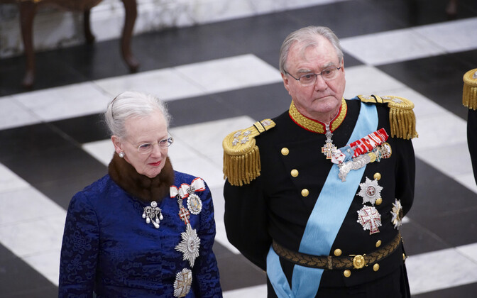 кончался супруг королевы Дании Маргрете II принц-консорт Хенрик.