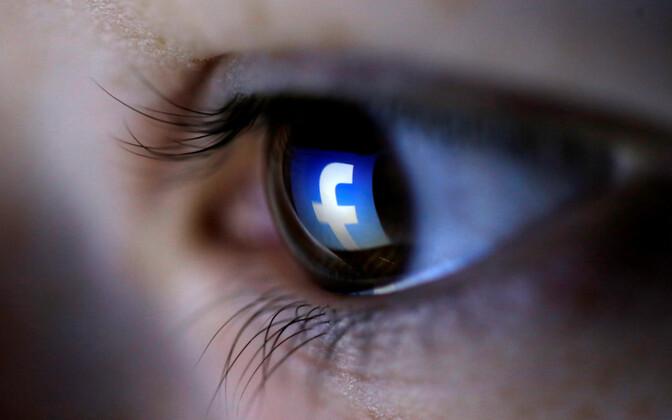 Facebooki logo.