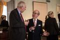 Вручение премии Боньера в посольстве Швеции.