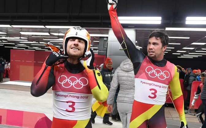 Tobias Wendl ja Tobias Arlt