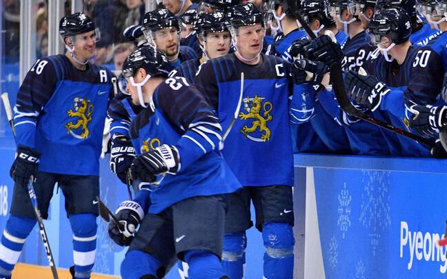 Soome jäähokikoondis