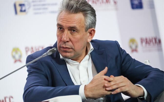 Vene pankur Sergei Gorkov.