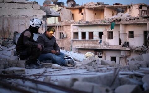 Välisilma dokk Viimased mehed Aleppos (Last Men in Aleppo, Taani/Süüria/Saksa 2017)