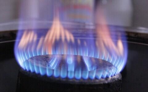 Газовая горелка.