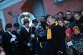 Valitsuse liikmed laulsid Leedu 100. aastapäeva puhul Leedu hümnio