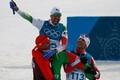 Pita Taufatofua ja Samir Azzimani tõstsid German Madrazo endi õlgele