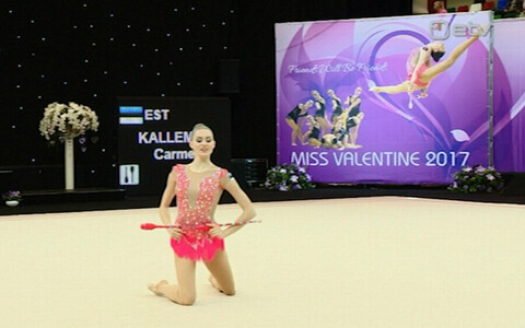 Кармель Каллемаа - регулярная участница Miss Valentine.
