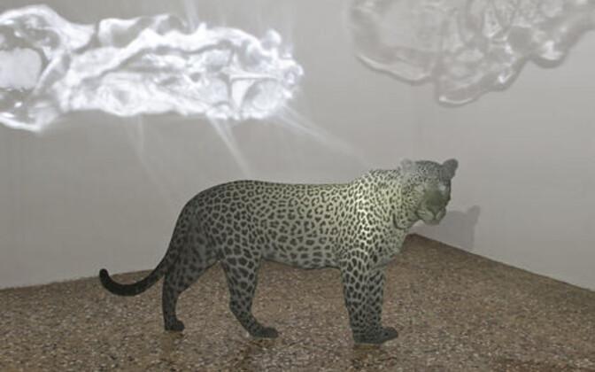 """Katja Novitskova näitus """"Kui sa vaid näeksid, mida ma su silmadega olen näinud. 2. aste"""""""