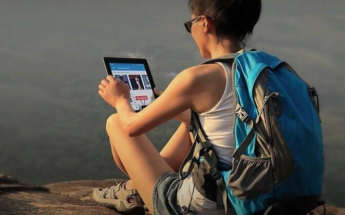 Keskmine lugemissessiooni pikkus kasvas aastaga 12 minutilt 17 minutile nädalavahetustel ning jäi veidi alla 10 minuti nädala sees.