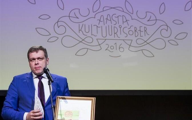 Kultuuriministeerium annab 2012. aastast välja aunimetust kultuurisõber, millega tunnustatakse nii eraisikuid kui ka organisatsioone, kes on kultuurivaldkonda aasta jooksul rahaliselt panustanud või olnud kultuurivaldkonnale toeks tegudes.