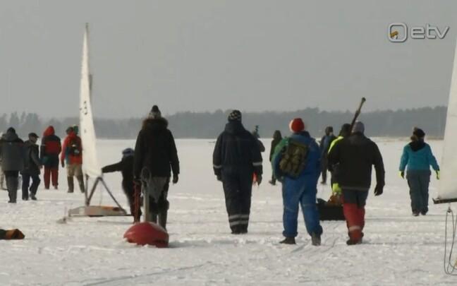 Jääkala festival Hiiumaal.