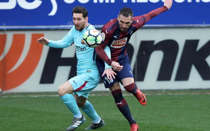 Lionel Messi ja Anaitz Arbilla