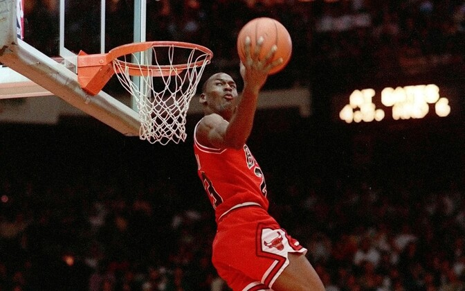 Michael Jordan 1988. aasta NBA pealtpanekuvõistlusel