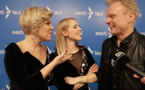 Gerli Padar, Eliis Pärna ja Imre Sooäär
