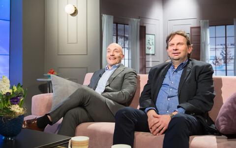 Ilmar Raag ja Marek Strandberg