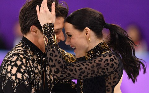 Tessa Virtue - Scott Moir