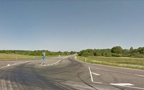 Дорогу от Таллиннсокго шосе до Нарва-Йыэсуу отремонтируют нынешним летом.