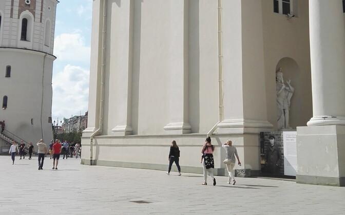 Vilniuse kesklinn.
