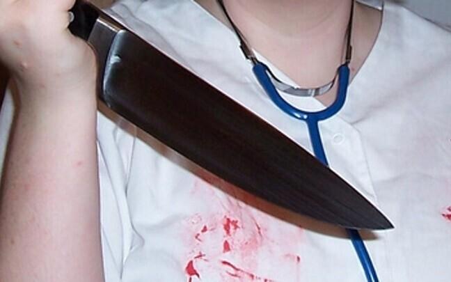Нож. Иллюстративный снимок.