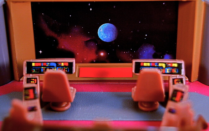 Uurimuse retsenseerijad polnud ilmselt Star Trekist kuulnud