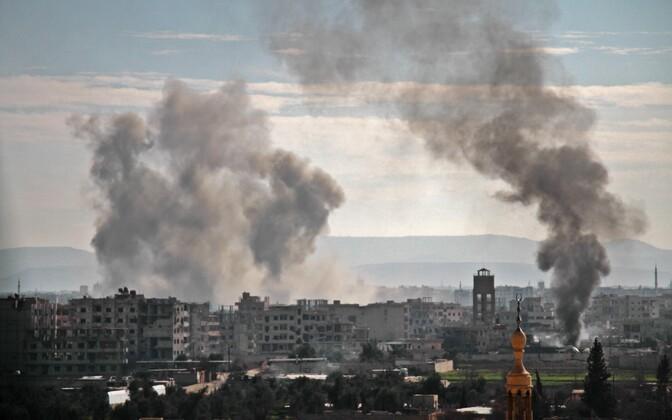 Госдеп США: Российская Федерация должна закончить поддержку режима Асада вСирии