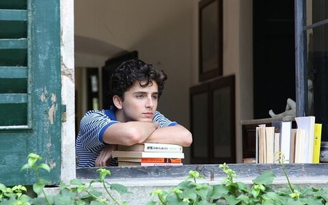 """Kutsu mind oma nimega"" (""Call Me By Your Name"")"