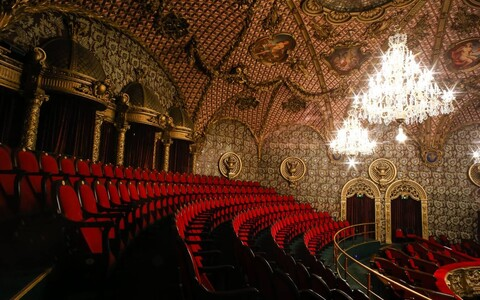 Vene Teatri saal