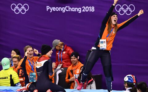 Üllatuslikult pronksi võitnud Hollandi naiskond