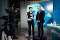 Margus Saar Soome rahvusringhäälingu suurimas telekanalis YLE.