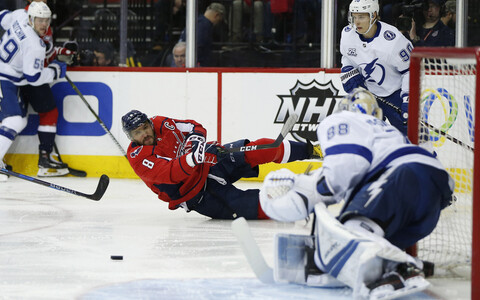 Washington Capitals - Tampa Bay Lightning