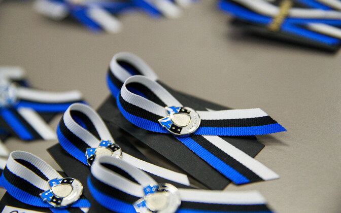 The Estonian centennial, on Feb. 24, is being celebrated all week by Estonians and Estonian residents alike.