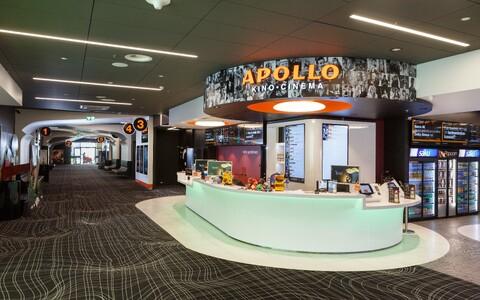 Бесплатные сеансы проходят в кинотеатре Apollo.