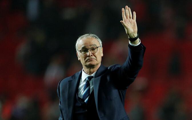 4e975f6fbe3 Claudio Ranieri ihkab endiselt Itaalia koondise peatreeneri ametit ...