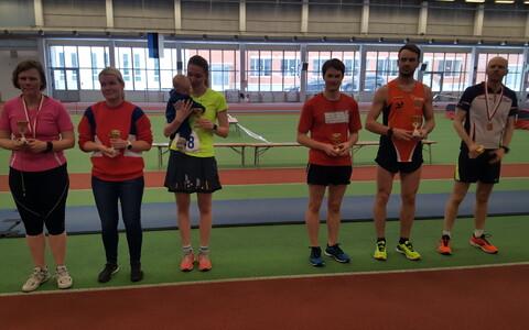 Triina- Britt Preden, Kairi Tuulmägi, Anna Rjabõškina, Reimo Liiv, Tanel Papp ja Alar Abram