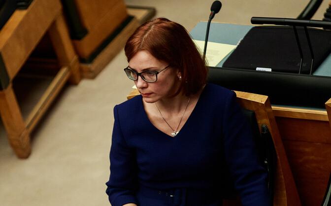 MP Keit Pentus-Rosimannus (Reform).