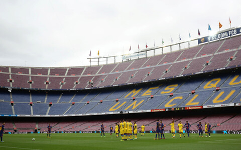 Barcelona Camp Nou staadion