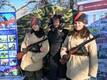 Punaarmee loomise 100. aastapäeva tähistamine Ivangorodis