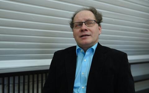 Kirjanduspreemia nominent Jaan Undusk