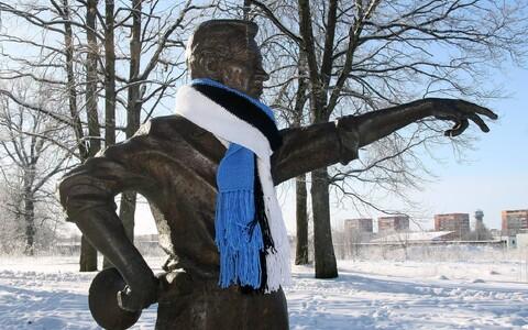 Sinimustvalge Eesti, Jõhvi