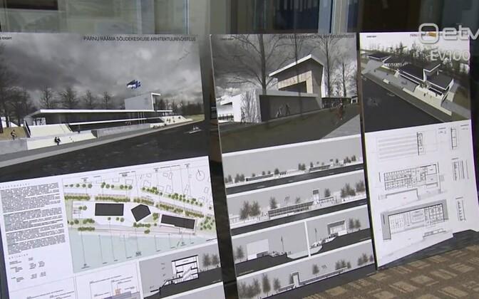 Rääma sõudekeskuse arhitektuurivõistluse võitis töö
