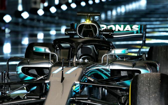 F1 peakaitse