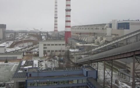 Eesti Energia's Narva power plant.