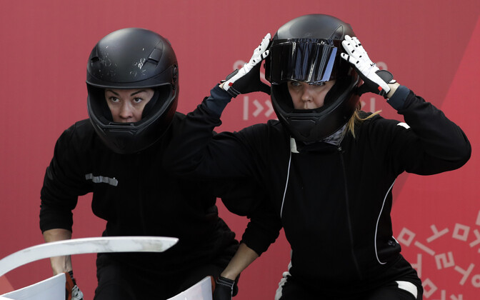 Надежда Сергеева (слева) и Анастасия Кочержова.