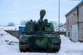 USA sõjaväelased tutvustasid Tallinnas õhutõrjesüsteemi Patriot