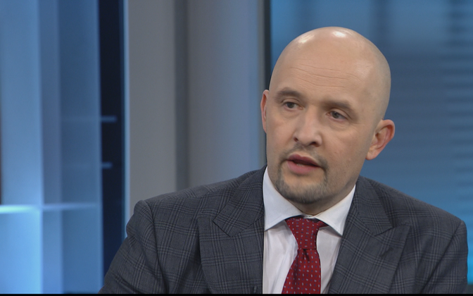 NATO strateegilise kommunikatsiooni kompetentsikeskuse(NATOStratCom COE) juht Jānis Sārts.