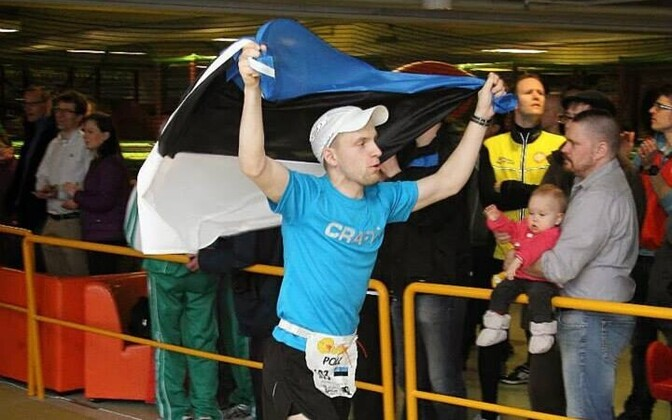 Cris Poll Espoo ultrajooksul
