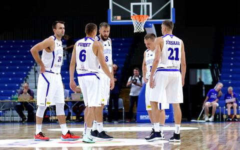 Сборная Эстонии по баскетболу.
