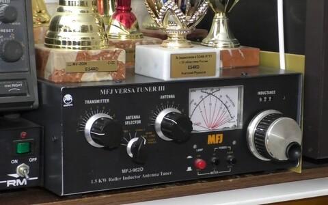 Аппаратура радиолюбителей.